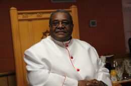 Rev. Ossie R. Coley