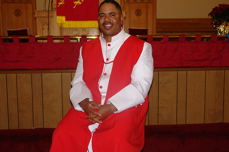 Bishop Dr. Howard Willis, Jr.