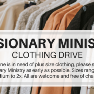 Clothing Drive